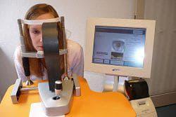 диагностика болезни глаза