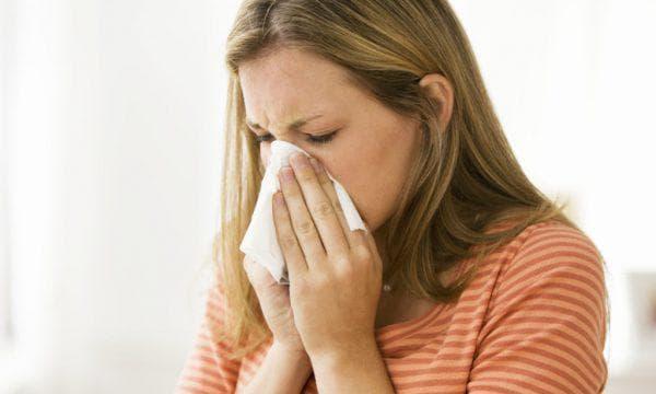 Аллергия глаз у взрослого