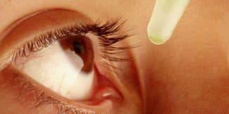 воспаление слезного мешка симптомы