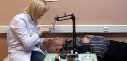 неотложная помощь при болях глаза