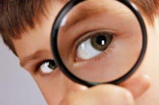 при остром приступе глаукомы зрачок