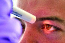 пенализация глаз