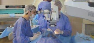 операция при миопии высокой степени