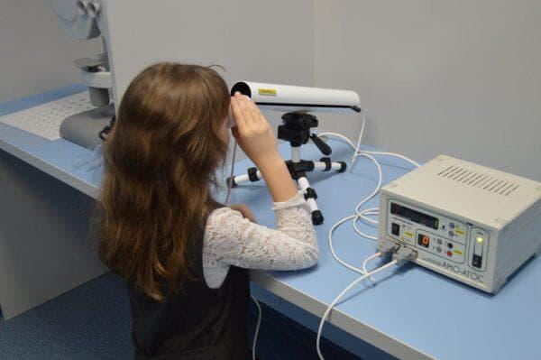 применение магнитотерапии для глаз