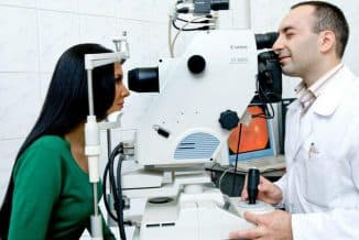 Двоение в глазах: причины и лечение, остеохондроз как причина