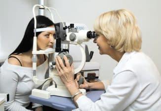диагностика у глазного врача