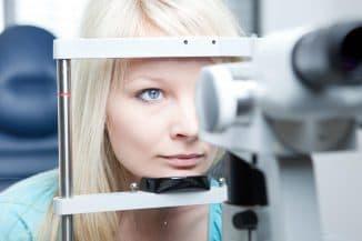 приём офтальмолога