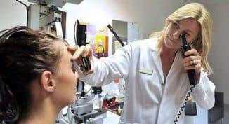 фотопсия причины заболевания симптомы и возможное лечение