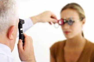 консультация у глазного