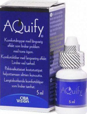 капли AQuify