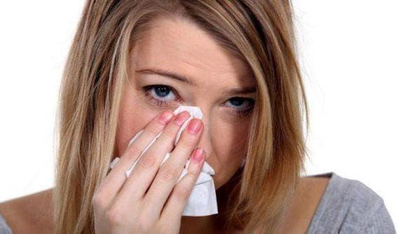 аллергия глаза на капли