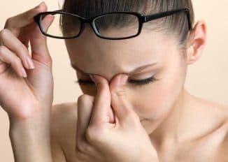 рябь в глазах причины и лечение