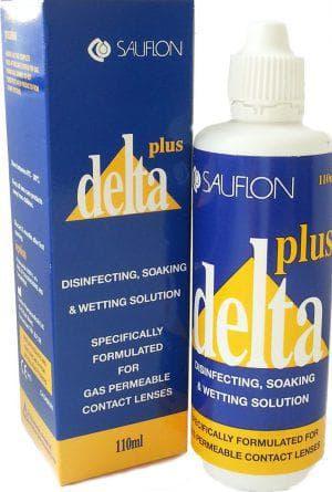 раствор для контактных линз Delta Plus