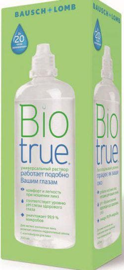 раствор для контактных линз Biotrue