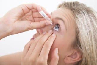 закапывание глаз беременной