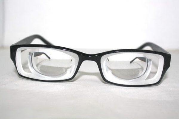 так выглядят цилиндрические очки