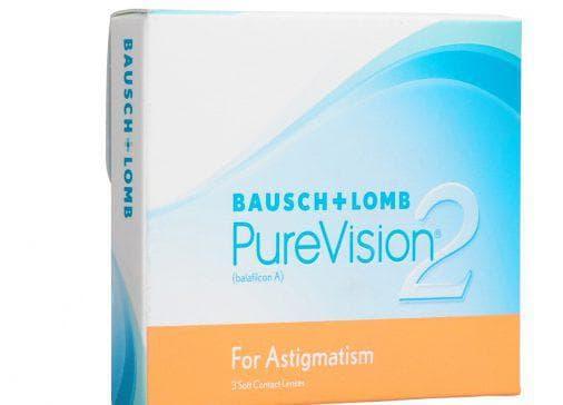 торические линзы Bausch & Lomb
