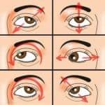 Какую зарядку делать для глаз для восстановления зрения