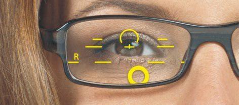 прогрессивные линзы для очков Shamir Optical Industry Ltd