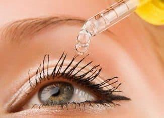 передозировка каплями для глаз