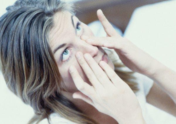 Гиперчувствительность света глаз