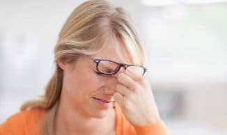 утомляемость органов зрения