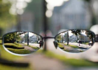 миопия и очки